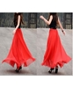 Picture of  Chiffon bell skirt