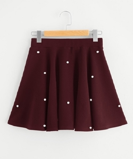 Picture of Skirt with pearls