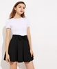 Picture of Pleated Skirt With Bow In Front